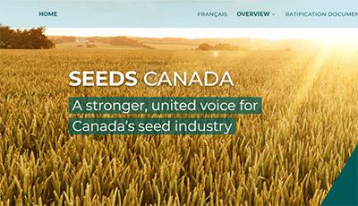 Seed Synergy website